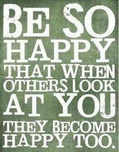 Happiness - Glück - glücklich - happy - Zitat - Quote - wisdom - life  - live