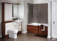 Plumber Heat provides bathroom plumbing, refits & installation services in Aberdeen and Aberdeenshire. We have the specialist fitters to create your dream bathroom. Plumbing Installation, Bathroom Installation, Brown Bathroom Furniture, 1930s House Extension, Bathroom Fitters, Dream Bathrooms, Fitted Bathrooms, Built In Furniture, Bathroom Plumbing