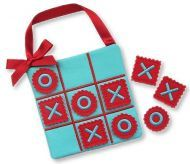 GG Designs Embroidery - Tic Tac Toe (in the hoop) (Powered by CubeCart)