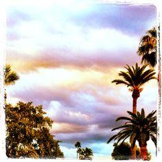 Phoenix Sky. Clouds