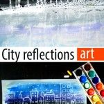 City+reflections+art