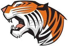 Resultado de imagen para dibujos de tigres de bengala