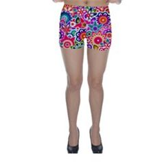 Eden s Garden Skinny Shorts by KirstenStarFashion Skinny Shorts, Garden, Design, Fashion, Moda, Garten, Fashion Styles, Lawn And Garden, Tuin