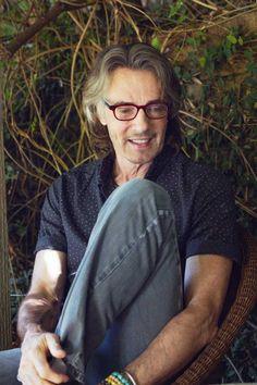 Rick Springfield at his home in Malibu, Calif.  Photo: BRYAN SHEFFIELD, STR / NYTNS