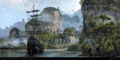 MaxIsland: The Art of Maxime Desmettre | Assassin's Creed