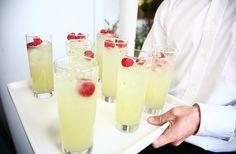 #lemonade with #berries