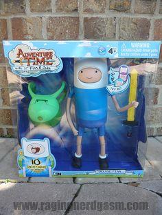 #AdventureTime Adventure Time Toys (repin!)