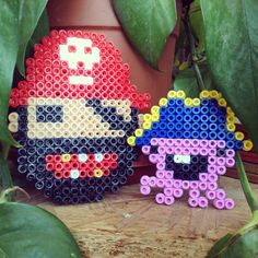 Pirate perler beads by morshanik
