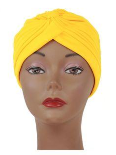 yellow turban
