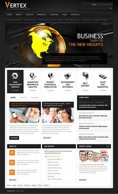 #Business #CustomBusinessDesign #JoomlaTemplates