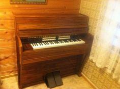FINN – Vestre`s orgel gis bort