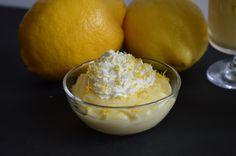 6 Lemon Mousse | Champagne Frosting