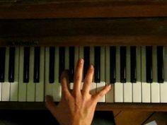 Canon de Pachelbel (piano) simplifié pour débutants