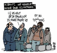 Goubelle (2015-09-18) Réfugiés et travail
