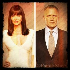 Army Wives- Denise Sherwood and Frank Sherwood Catherine Bell, Army Wives, Band Of Brothers, Season 7, Great Friends, Movies And Tv Shows, Movie Tv, Ships, Military