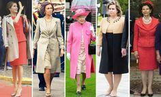 letizia  sofia  elisabeth maria tersa  silvia Royalty, Shirt Dress, Shirts, Dresses, Fashion, Royals, Vestidos, Moda, Shirtdress