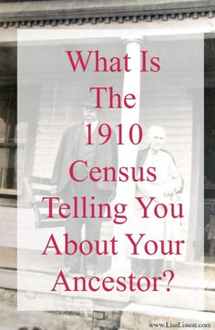 Today we are going to take a closer look at the 1910 census record and I'll share with you some of my favorite bits. But here is the important thing I want you to remember: Look beyond the names and dates of birth. What are all of those other columns of i Free Genealogy Sites, Genealogy Search, Genealogy Forms, Family Genealogy, Family Tree Research, Family Tree Chart, Family Trees, Genealogy Organization, Before Us