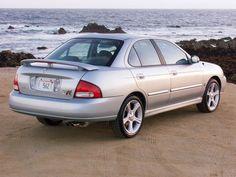 2002 Nissan Sentra SE-R. My Baby <3