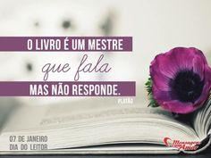 O livro é um mestre que fala mas não responde. #livro #mestre #falar #responder