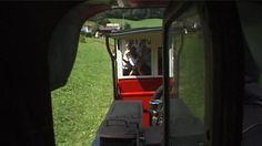 JENBACH, AUSTRIA - MAY 26: Cab ride in cogwheel steam locomotive on MAY 26, 2006 in Jenbach, Austria.