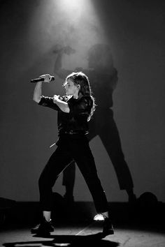 Christine and the Queens Nantes France, Christine And The Queens, Big Crush, I Am A Queen, Celebs, Celebrities, Woman Crush, Pretty People, Lesbian