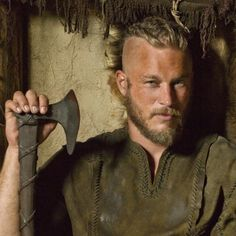 Reason number 1 to watch Vikings....