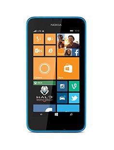 Nokia Lumia 635 (Windows) Blue (Boost Mobile)