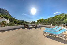 Cala, Luxury Estate, Outdoor Furniture, Outdoor Decor, Sun Lounger, Home Decor, Modern, Rooftop Terrace, Mansions
