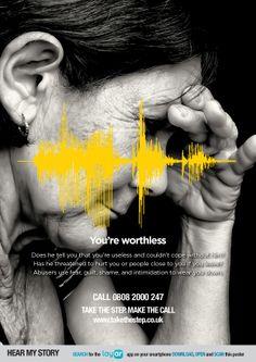 Emotional abuse www.takethestep.co.uk