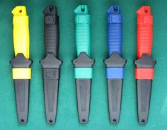 Mora Knives ( Mora of Sweden ) - Cheap, extremely durable knives for sporting, utility, and outdoor use.