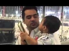 Veena & Asad Malik Khan son Abram Khan kisses Quran MashaAllah