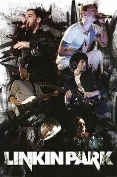 US Seller- Linkin Park American rock band metal tin sign modern decor ideas Mike Shinoda, Chester Bennington, Banda Linkin Park, Great Bands, Cool Bands, Emo Rock, Hard Rock, Rock And Roll, Linkin Park Wallpaper