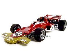 Lotus 72C 1970 Grand Prix USA Winner Emerson Fittipaldi #24 Limited Edition to 1500pcs 1/18 Diecast Car Model by Quartzo   Car Intensity