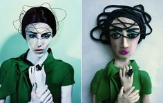 El divertido resultado de reinterpretar la fotografía con plastilina | OLDSKULL