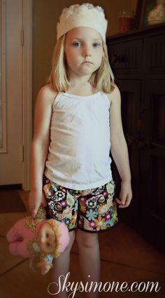 Shorts by #Skysimone