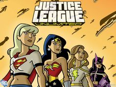 Justice League Bruce Timm