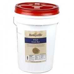 rye in bucket