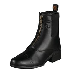 The Ariat Breeze Paddock Boot is an elegant performance boot with buttery soft, washable leather uppers. Built for riding with the Ariat technology, lateral motion control system, and Duratread rubber sole. You'll be ready for the ride with these boots. Equestrian Boots, Equestrian Outfits, Equestrian Style, Equestrian Fashion, Horse Fashion, English Riding, Horseback Riding, Riding Helmets, Riding Gear