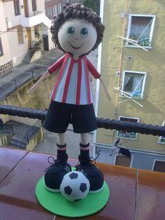 fofucho Atletic de Bilbao, regalo para mi querido vecino Gonzal