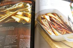 Petits repas entre amis: Panais rôtis au four Side Dishes, French Toast, Breakfast, Food, Small Meals, Parties Food, Root Vegetables, Cooker Recipes, Morning Coffee