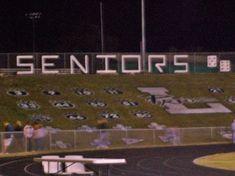 Senior night idea