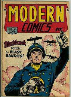 Modern Comics 75 (G/VG 3.0)