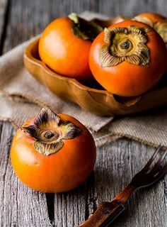 Persimmons are the prettiest