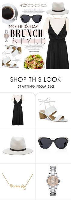 """• Mother's Day Brunch Goals II •"" by julijana-k ❤ liked on Polyvore featuring Vanessa Bruno, Tahari, rag & bone, Givenchy, Lee Renee, Christian Dior and Akira"