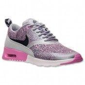 Nike Air Max Thea Print Dames Sneakers Schoenen Wolf Grijs / Antraciet / Volt goedkoop sale
