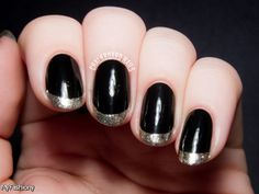 See more about pink gold nails, summer nails almond and gold nails. Nude Gold, N. Gold Tip Nails, Pink Gold Nails, Gold Nail Art, Metallic Nails, Nude Nails, Metallic Gold, Black Nails, Matte Black, Gold French Tip