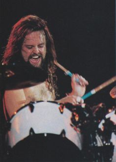 Lars of Metallica (Jun / 1993 / BURRN!)