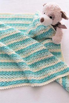 Crochet Baby Blanket Free Pattern, Crochet Slipper Pattern, Crochet Gratis, Free Crochet, Crochet Rugs, Crochet Blankets, Baby Blankets, Manta Crochet, Baby Afghans
