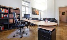 Wunderschönes Altstadtbüro in München-Schwabing #Büro, #Bürogemeinschaft, #Office, #Coworking, #München, #Munich