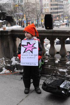 Média o One Billion Rising a fotky z akce : Fórum 50 %